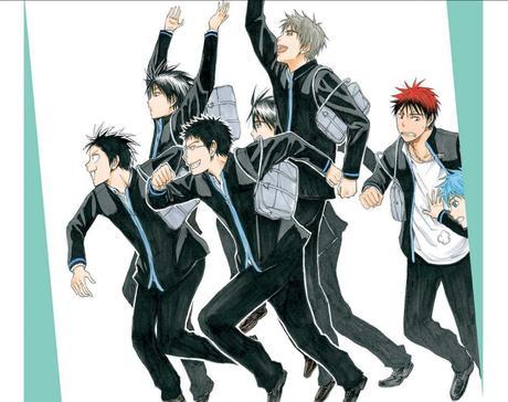 Fin annoncée au Japon pour le manga Kuroko's Basket – Replace PLUS