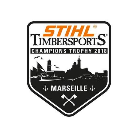 STIHL TIMBERSPORTS® : Pour la première fois en France, le Champions Trophy permettra de désigner parmi 12 athlètes le «meilleur bûcheron du monde» samedi 26 mai 2018 à Marseille