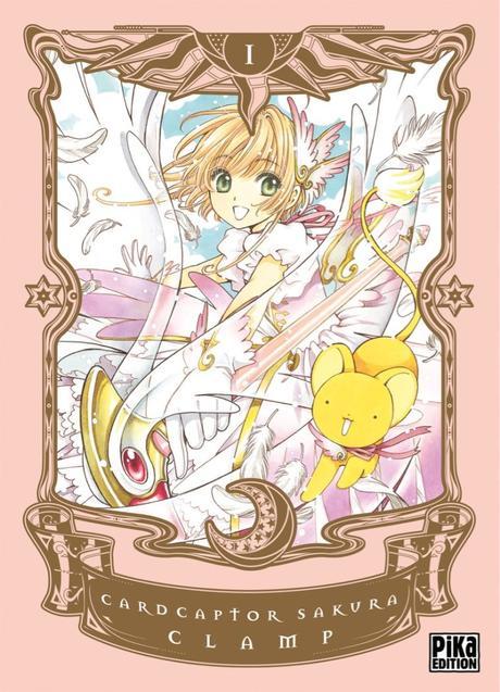 L'édition deluxe de Card Captor Sakura annoncée chez Pika