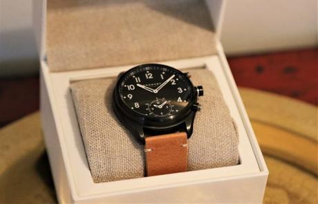 KRONABY, montres connectées intelligentes et stylées