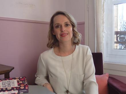 Aurélie Valognes : motif familial