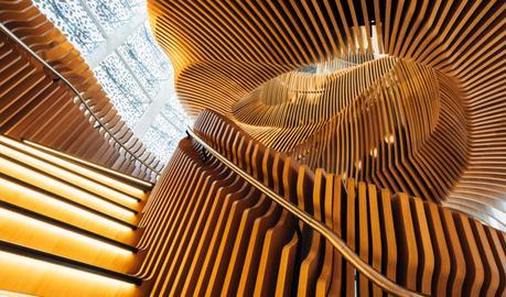 Bouygues Construction accélère l'investissement dans le bois, matériau d'avenir