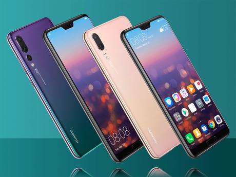 Huawei P20 : 1er smartphone à triple capteur photo