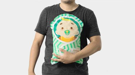 [PACKAGING] : Gimme a Hug, le riz comme un bébé