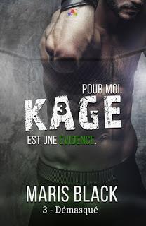 Kage #3 Démasqué de Maris Black