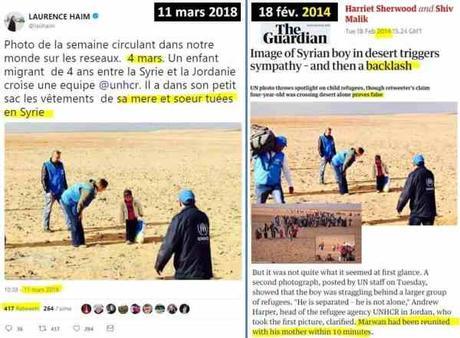 Les fake-news de France Info