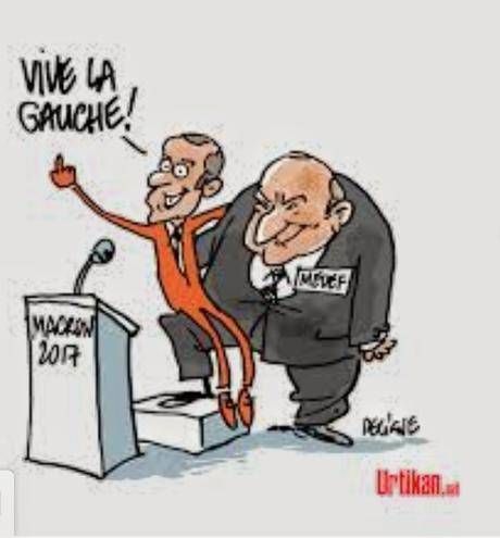 Macron protège le secret des affaires