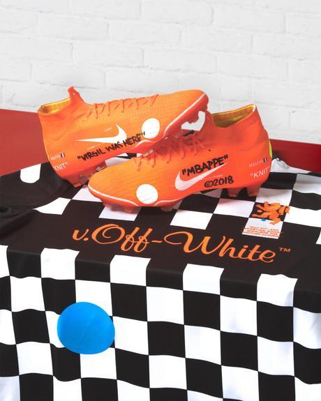 Off White x Nike Mercurial