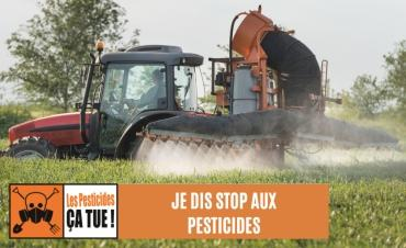 Pesticides : faites entendre votre voix avant fin mars