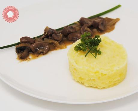 Rognons de bœuf sauce Vermouth (ou Madère)