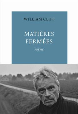 William Cliff  Matieres fermees