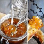 Confiture de kiwis et poires - La cuisine de Doria