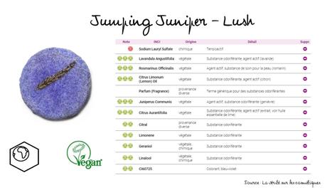 J'ai testé pour vous #7 : Des shampoings solides pour être encore plus écolo? (Feat Lush !)