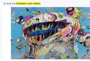 Fondation LOUIS VUITTON   en Avril 2018  « Au diapason du monde » 11 Avril au 27 Août 2018