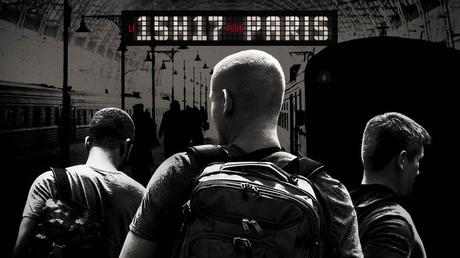 [Cinéma] Le 15h17 pour Paris : Les héros du Thalys !