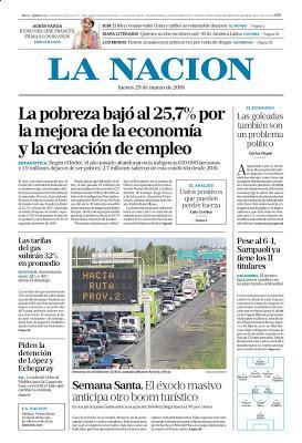 Página/12 explose sa une sur le prix de l'énergie [Actu]