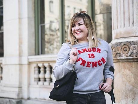 «Amour is French» Comme un début de printemps…