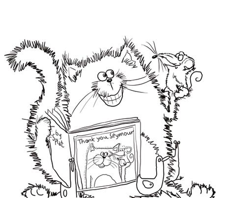 Connaissez-vous Splat le chat?