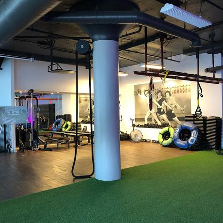 Skylar - Bootcamp Fitness Urbain
