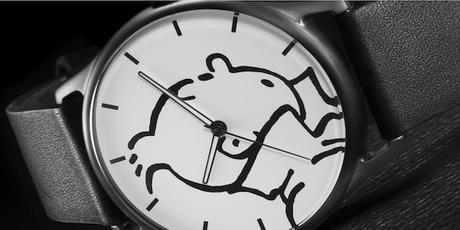 WATCH THIS : Quand l'univers de TINTIN donne l'heure…