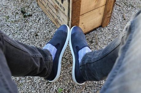 Entre sneakers et espadrilles : Angarde