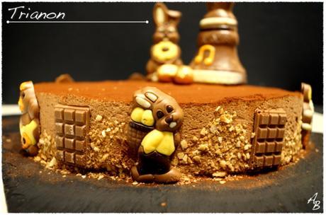 Trianon ou Royal chocolat ou comment faire venir le lapin de Pâques à sa table