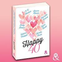 Mon avis sur Un homme comme lui de Charlotte Orcival , nouvelle du recueil Happy 40