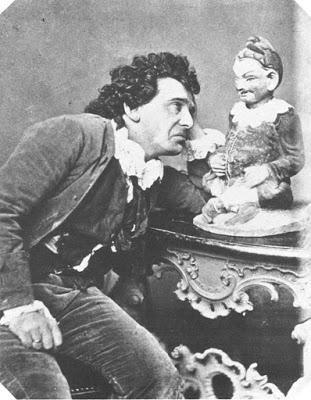 Narcisse de Brachvogel, une des pièces préférées de Louis II. Charlotte Wolter en marquise de Pompadour.