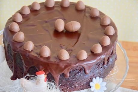 Le Mud Cake