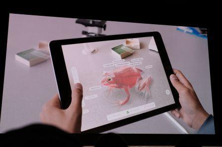 La première Keynote d'Apple, spéciale éducation.