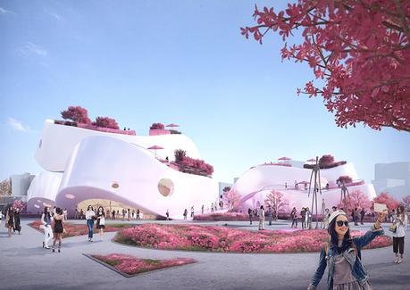 Taiwan : un musée entièrement rose pourrait ouvrir ses portes !