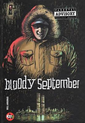 Bloody September editions Casterman collection KSTR