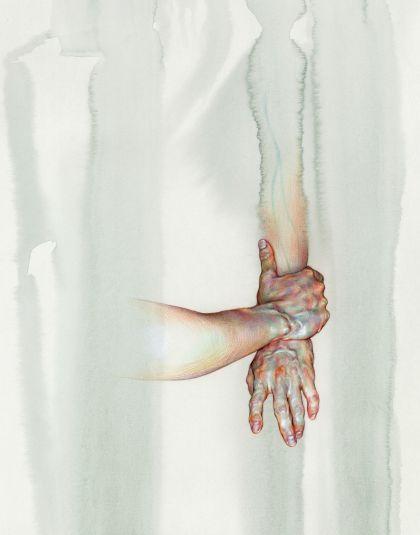 Dessins anatomiques colorés de WanJim Gim