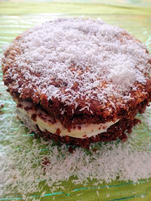 Sandwich Choco / Coco Glacé