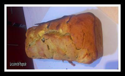 Cake à la ricotta aux pommes et myrtilles au thermomix ou sans (sans gluten)