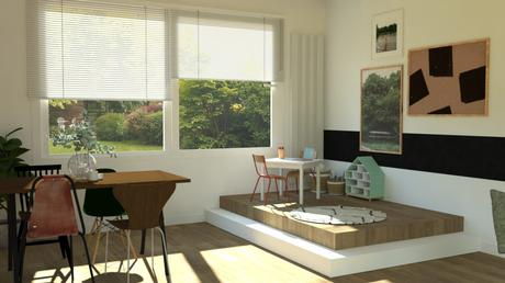 Comment aménager un espace jeux pour les enfants dans le salon ?