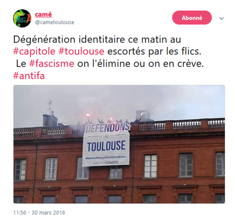 Casser la trop grande visibilité des nazidentitaires (et construire la riposte antifasciste)