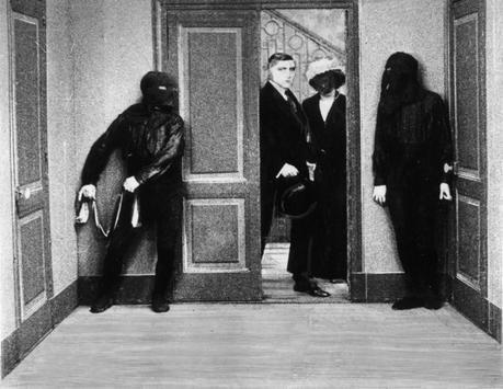 |Quai du polar] Dimanche 8 avril – Ciné-Concert Fantomas