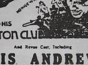 April 1938: don't fool, miss Calloway Apollo