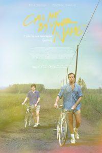 Poster du film Call Me By Your Name réalisé par Luca Guadagnino