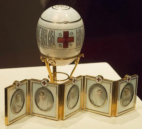 Pâques a son «Kitch international de la Croix-Rouge» et il est signé Fabergé…