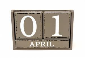 Poissons pour le premier avril