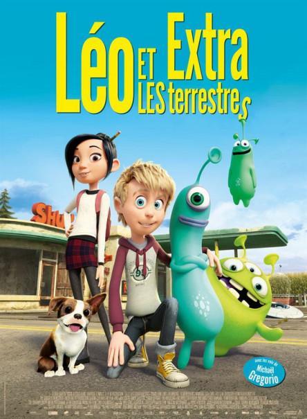 Les infos sur « Léo et les extra-terrestres », le film d'animation