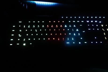 Test du clavier ROCCAT Horde AIMO
