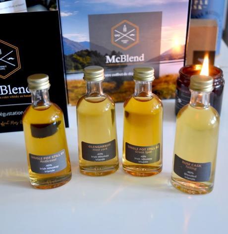 A la découverte du whisky irlandais avec l'édition Mc Blend mars 2018