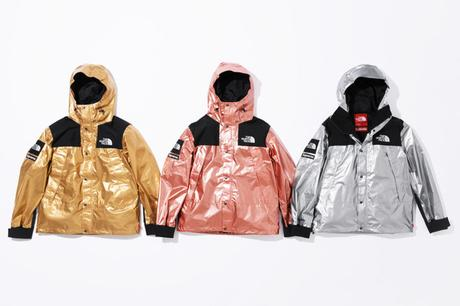The North Face x Supreme SS2018