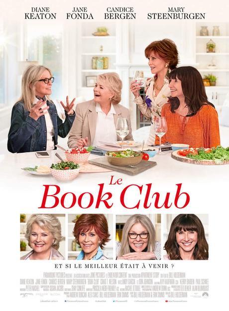 LE BOOK CLUB avec Diane Keaton et Jane Fonda - Au cinéma le 6 Juin 2018