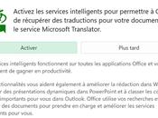 Excel Nouvelle fonctionnalité traduction