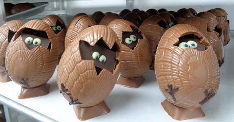 Pâques 2018 chez Joane L'Heureux Chocolats