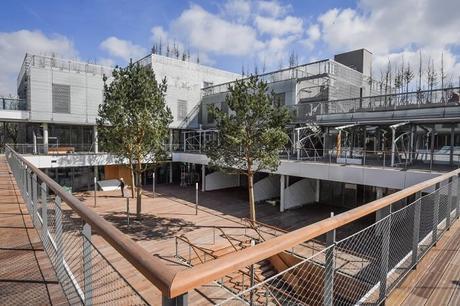 Le nouveau village pour le tournoi de Roland Garros 2018